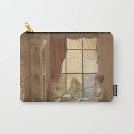 Jane Austen, Mansfield Park - the East Room Carry-All Pouch