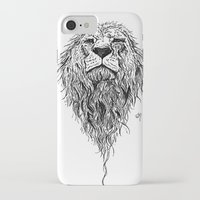 courage iPhone & iPod Cases featuring courage. by elementofthemind