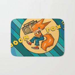 Boom Fox Bath Mat