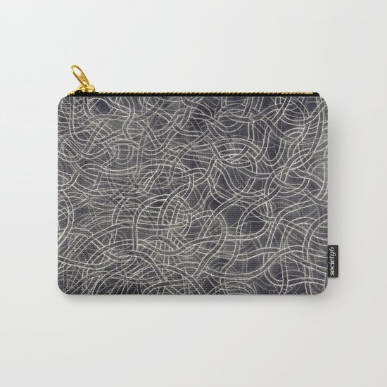 Lover's knot Carry-All Pouch