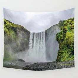Intrepid Iceland Wall Tapestry