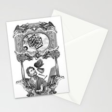 Alchemy of  Dimensions Stationery Cards