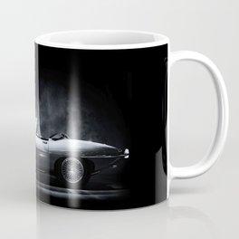 Jaguar E-Type XKE Profile Coffee Mug