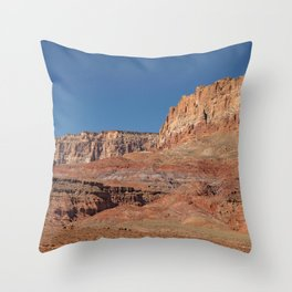 Colorful Mesas - Desert Southwest Throw Pillow