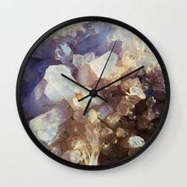 Crystal Magic Wall Clock