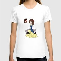 beauty and the beast T-shirts featuring Beauty and the Beast by Little Moon Dance