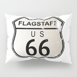 Flagstaff Route 66 Pillow Sham