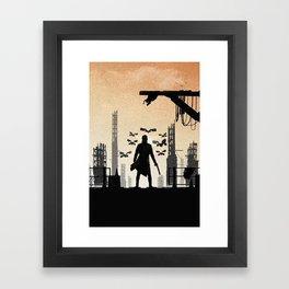 Deus Ex: Mankind Divided Framed Art Print