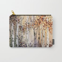 4 season watercolor collection - autumn Carry-All Pouch