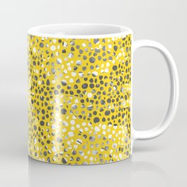 SCATTERED POLKA DOTS Coffee Mug