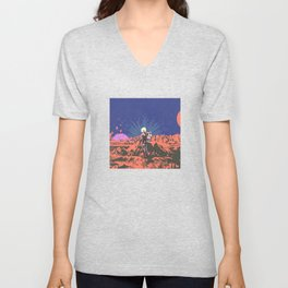 SINGLE BEINGS Unisex V-Neck