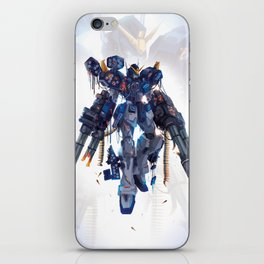 Heavy Arms iPhone Skin
