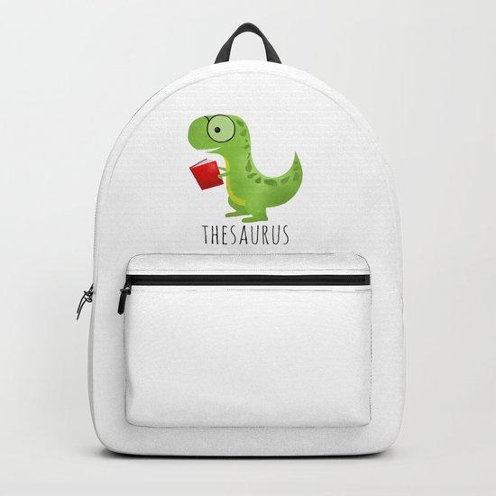 Thesaurus Backpack