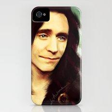 Loki - doodle Slim Case iPhone (4, 4s)