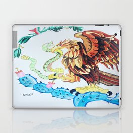 The Wings of Mexico Laptop & iPad Skin