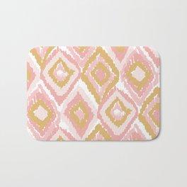 Golungo Alto Pink pattern Bath Mat