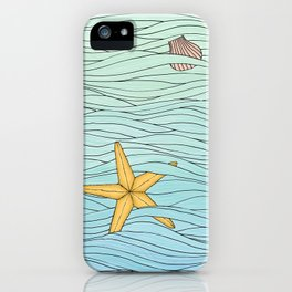 Simply Summer iPhone Case