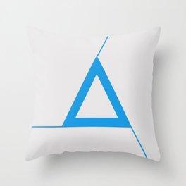 CUI Logo #1 Throw Pillow