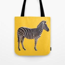 Life's a Zoo in Zebra Tote Bag