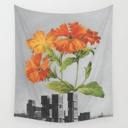"""255 - """"a tree grows in Brooklyn"""" Wall Tapestry"""