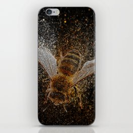 Bees Are Magic iPhone Skin