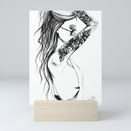 Sunny Days Mini Art Print