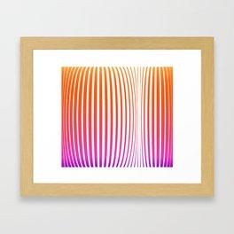 Girly time Framed Art Print