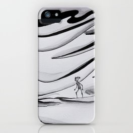 Indecisive iPhone Case