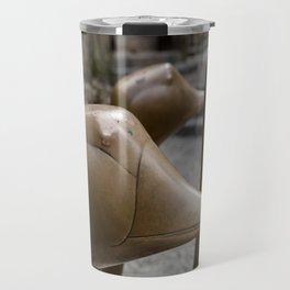 Geese of Sarlat Travel Mug