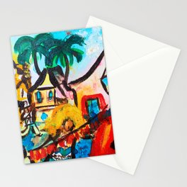 Carnaval Stationery Cards