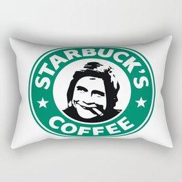 Lieutenant Starbuck's '78 Coffee Rectangular Pillow