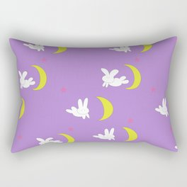 Usagi (Sailor Moon) Bedspread Bunny and Moon  Rectangular Pillow