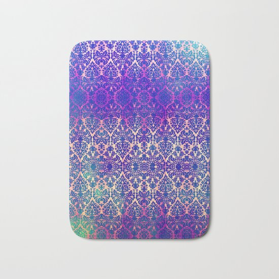 BABEELON BLUE Bath Mat