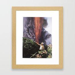 Routine Framed Art Print