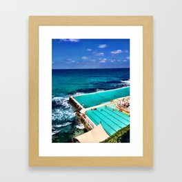 Bondi Beach II Framed Art Print