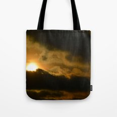 Beauty in the Storm Tote Bag