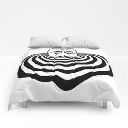 Ripples #1 Comforters