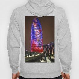 Barcelona Torre Agbar Hoody