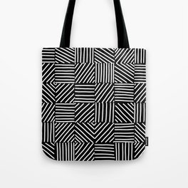 Sketching Abstraction Tote Bag