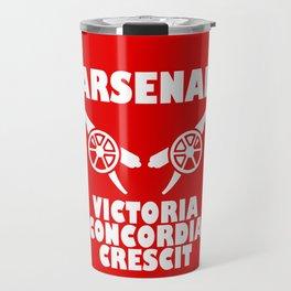 Slogan Arsenal Travel Mug