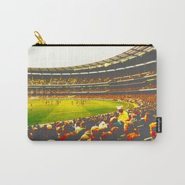 Melbourne Cricket Ground 077 Vamped Carry-All Pouch