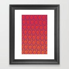 cat-329 Framed Art Print