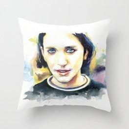 Stay high (Brian Molko) Throw Pillow