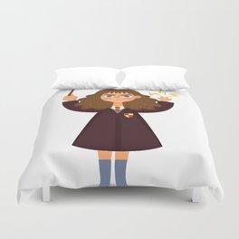 Hermione Granger Duvet Cover