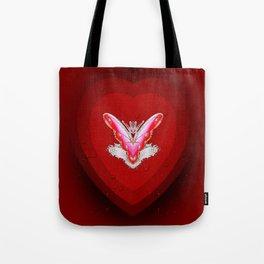 Love Zone Tote Bag