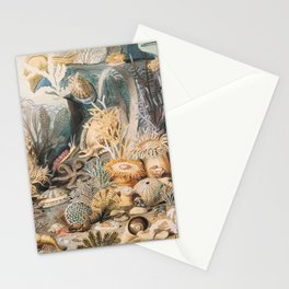 Ocean Life by James M. Sommerville Stationery Cards