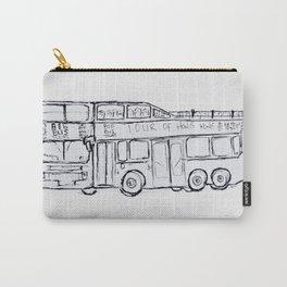 Big Bus Hong Kong Carry-All Pouch