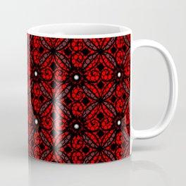 Red Gothic Coffee Mug