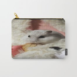 Little mouse eating Carry-All Pouch