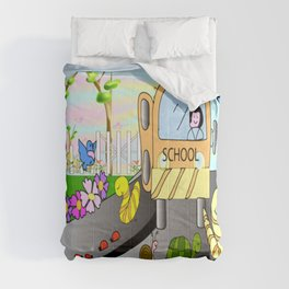 Willy Worm Safe Comforters